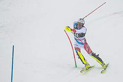 Yule Daniel (SUI) during the Audi FIS Alpine Ski World Cup Men's  Slalom at 60th Vitranc Cup 2021 on March 14, 2021 in Podkoren, Kranjska Gora, Slovenia Photo by Grega Valancic / Sportida