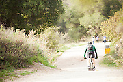 Outdoor Activity at Claremont Hills Wilderness Park in Claremont California