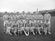 National Hurling League, Cork v Dublin,.15.11.1953, 11.15.1953, 15th November 1953,.Dublin 6-8 Cork 5-6, .Dublin Team