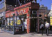 Sheridan Square, Greenwich Village, Manhattan, New York