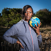 Marie Paule Gnabouyou (born 4 March 1988) is a French handball player for Toulon Handball and the French national team.