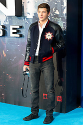 © Licensed to London News Pictures. 09/05/2016. TYE SHERIDAN attends the global fan screening of X-Men: Apocalypse.  London, UK. Photo credit: Ray Tang/LNP