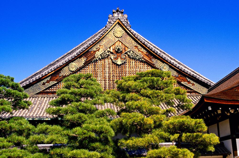 Nijo Castle, Kyoto, Japan