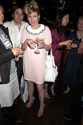"""Singer ROISIN MURPHY at a party and exclusive private view of 'Naked Portrait With Reflection"""" by Lucian Freud hosted by Christie's held at 17 Berkeley Street, London on 17th June 2008.<br /><br />NON EXCLUSIVE - WORLD RIGHTS"""