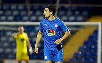 Ash Palmer. Stockport County FC 4-0 King's Lynn Town FC. Vanarama National League. Edgeley Park. 13.4.21