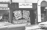 1975 Le Sex Shoppe