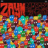 January 15, 2021 (Worldwide): Zayn 'Nobody Is Listening' Album Release