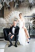 Rachel & Alex's beautiful Langdon Hall wedding & Tapestry Hall reception