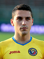 Uefa - World Cup Fifa Russia 2018 Qualifier / <br /> Romania National Team - Preview Set - <br /> Nicolae Stanciu
