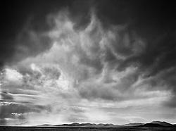 Dust Storm, San Luis Valley, Colorado