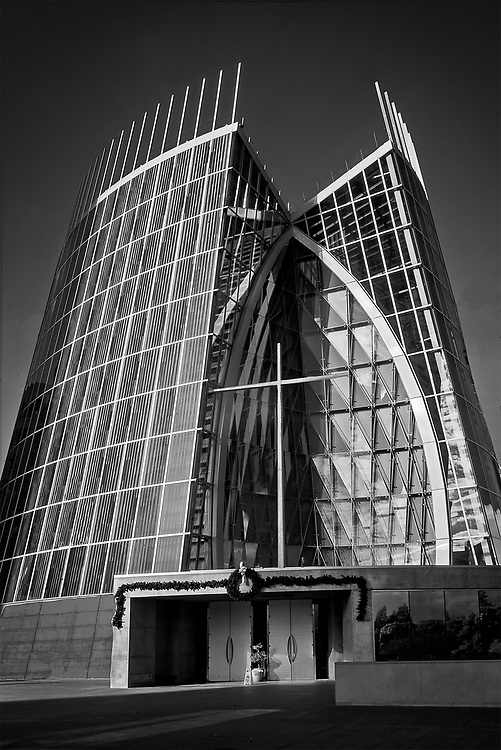 Modern Cathedral, Oakland, CA