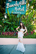 Fashion Editorial La Dolce Vita with Italian Actress Emanuela Postacchini. Stylist Oretta Corbelli, Makeup Artist Denika Bedrossian Dendoll, Hair Stylist Nicoletta Gauchi. Photographed in Los Angeles and Beverly Hills. Published in Prestige International PIM26. Photographed and copyright AmynNasser.com All Rights Reserved.