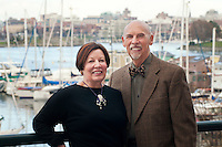 Ian and Veronica Whittaker regularly donate to the Victoria Foundation and live in both Seattle and Victoria, BC