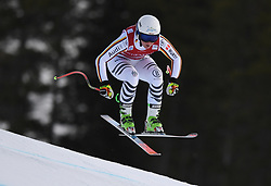30.11.2017, Lake Louise, CAN, FIS Weltcup Ski Alpin, Lake Louise, Abfahrt, Damen, 3. Training, im Bild Michaela Wenig (GER) // Michaela Wenig of Germany in action during the 3rd practice run of ladie's Downhill of FIS Ski Alpine World Cup at the Lake Louise, Canada on 2017/11/30. EXPA Pictures © 2017, PhotoCredit: EXPA/ SM<br /> <br /> *****ATTENTION - OUT of GER*****
