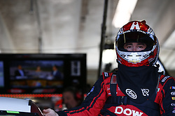 November 2, 2018 - Ft. Worth, Texas, United States of America - Austin Dillon (3) hangs out in the garage during practice for the AAA Texas 500 at Texas Motor Speedway in Ft. Worth, Texas. (Credit Image: © Justin R. Noe Asp Inc/ASP via ZUMA Wire)