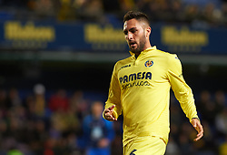 November 30, 2017 - Vila-Real, Castellon, Spain - Victor Ruiz of Villarreal CF looks on during the Copa del Rey, Round of 32, Second Leg match between Villarreal CF and SD Ponferradina at Estadio de la Ceramica on november 30, 2017 in Vila-real, Spain. (Credit Image: © Maria Jose Segovia/NurPhoto via ZUMA Press)