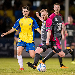ADELAIDE, AUSTRALIA - SEPTEMBER 30:  during the Playstation 4 NPL National Grand Final match between Brisbane Strikers and Heidelberg United on September 30, 2017 in Brisbane, Australia. (Photo by Patrick Kearney)