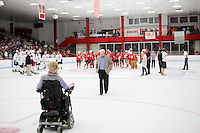 2016 Comm Ave Charity Classic - July 15, 2016 - at BU's Walter Brown Arena. The event benefits Compassionate Care ALS and Travis Roy Foundation