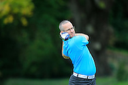 Shane Rice (Castlebar) during the AIG Jimmy Bruen Shield Semi Final during the AIG Cups & Shields National Finals, Carton House, Maynooth, Co Kildare.<br /> Picture Golffile | Fran Caffrey
