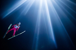 06.01.2015, Paul Ausserleitner Schanze, Bischofshofen, AUT, FIS Ski Sprung Weltcup, 63. Vierschanzentournee, Finale, im Bild Aleksander Zniszczol (POL) // Aleksander Zniszczol of Poland during Final Jump of 63rd Four Hills <br /> Tournament of FIS Ski Jumping World Cup at the Paul Ausserleitner Schanze, Bischofshofen, Austria on 2015/01/06. EXPA Pictures © 2015, PhotoCredit: EXPA/ JFK