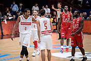 DESCRIZIONE : Milano Lega A 2015-16 Olimpia EA7 Emporio Armani Milano Openjobmetis Varese<br /> GIOCATORE : Brandon Davies<br /> CATEGORIA : Delusione Mani <br /> SQUADRA : Openjobmetis Varese<br /> EVENTO : Campionato Lega A 2015-2016<br /> GARA : Olimpia EA7 Emporio Armani Milano Openjobmetis Varese<br /> DATA : 11/10/2015<br /> SPORT : Pallacanestro<br /> AUTORE : Agenzia Ciamillo-Castoria/M.Ozbot<br /> Galleria : Lega Basket A 2015-2016 <br /> Fotonotizia: Milano Lega A 2015-16 Olimpia EA7 Emporio Armani Milano Openjobmetis Varese