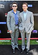 Former Wings co-stars Tim Daly and Steve Weber