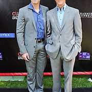 Former Wings co-stars Tim Daly and Steve Weber