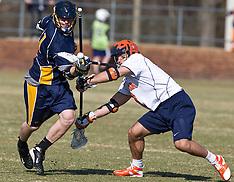 20090214 - Drexel at #2 Virginia (NCAA Lacrosse)