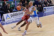 DESCRIZIONE : Campionato 2015/16 Serie A Beko Dinamo Banco di Sardegna Sassari - Consultinvest VL Pesaro<br /> GIOCATORE : Semay Christon<br /> CATEGORIA : Palleggio Penetrazione<br /> SQUADRA : Consultinvest VL Pesaro<br /> EVENTO : LegaBasket Serie A Beko 2015/2016<br /> GARA : Dinamo Banco di Sardegna Sassari - Consultinvest VL Pesaro<br /> DATA : 23/11/2015<br /> SPORT : Pallacanestro <br /> AUTORE : Agenzia Ciamillo-Castoria/L.Canu
