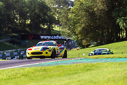 Matt Pickford pictured while competing in the BRSCC Mazda MX-5 SuperCup Championship. Picture taken at Cadwell Park on August 1 & 2, 2020 by BRSCC photographer Jonathan Elsey
