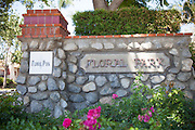 Floral Park Community of Santa Ana California