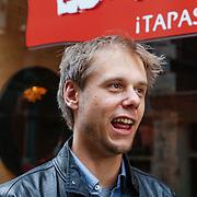 NLD/Amsterdam/20130219 - Platina Award voor de film Verliefd op Ibiza, Armin van Buuren