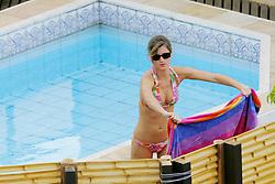 A supermodelo Gisele Bündchen, que além das passarelas mira seu foco nas telas de cinema, sempre dá um jeitinho de voltar para a casa. Mesmo morando entre Nova York e Los Angeles, os Bündchen se reunem em Porto Alegre para comemorar o Natal. FOTO: Jefferson Bernardes/ Agência Preview