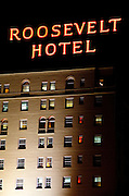 Hollywood Roosevelt Hotel in LA