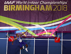 2018 IAAF World Indoor Championships, 8 March 2018