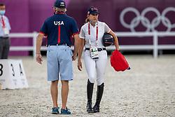 Kraut Laura, USA<br /> Olympic Games Tokyo 2021<br /> © Hippo Foto - Dirk Caremans<br /> 07/08/2021
