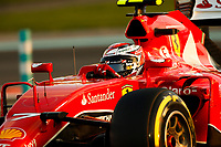 Motor / F1 / Formel1 / Formel 1<br /> Foto: Dppi/Digitalsport<br /> NORWAY ONLY<br /> <br /> RAIKKONEN kimi (fin) ferrari sf15t action during the 2015 Formula One World Championship, Abu Dhabi Grand Prix from November 27th to 29th 2015 in Yas Marina.