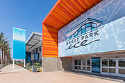 Front Entrance to Great Park Ice Rink