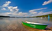 Kaszuby, 2011-07-05. Jezioro Wdzydze