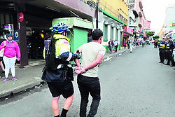 """November 20, 2018 - (21/11/2018) El operativo fue en espacios de 'actividad criminal'. PROHIBIDO EL USO O REPRODUCCIÃ""""N EN COSTA RICA. (Credit Image: © Alonso Tenorio/La Nacion via ZUMA Press)"""