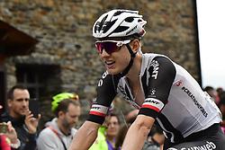September 15, 2018 - Sant Julia De Loria, SPAIN - Dutch Wilco Kelderman of Team Sunweb pictured during the 20th stage of the 'Vuelta a Espana', Tour of Spain cycling race, 97,3km from Escaldes-Engordany to Sant-Julia de Loria, Spain, Saturday 15 September 2018. ..BELGA PHOTO YUZURU SUNADA FRANCE OUT. (Credit Image: © Yuzuru Sunada/Belga via ZUMA Press)