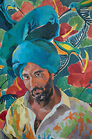 Coventry city of culture 2021 the  Ruth Borchard Collection's Self-Portrait Prize 2021 (jason Singh )at the coventry cathedral. The Prize is the only art competition of its kinds to focus exclusively on self-portraiture.