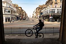 Princes Street easing out of lockdown, Edinburgh, 21 July 2020