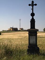 CZECH REPUBLIC VYSOCINA NEDVEZI 17JUL11 - Landscape near the village of Nedvezi, Vysocina, Czech Republic...jre/Photo by Jiri Rezac..© Jiri Rezac 2011