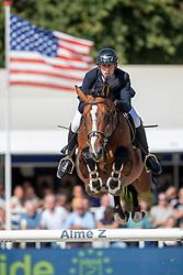 Appelen Jeroen, BEL, Nero de Semilly N<br /> FEI WBFSH Jumping World Breeding Championship for Young Horses<br /> Lanaken 2019<br /> © Hippo Foto - Dirk Caremans<br />  22/09/2019