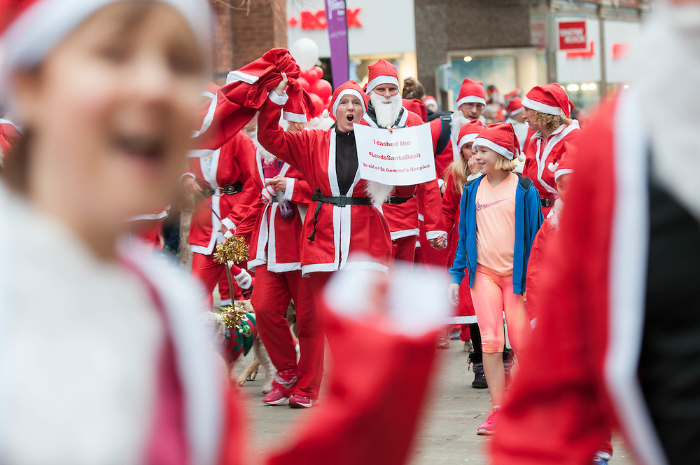 St Gemma's Santa Dash 2016 - Don't forget to tag yourself and anyone you know!