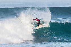 Coco Ho (HAW) is eliminated from the 2018 Roxy Pro France finished with an equal 5th after placing second in Quarterfinal Heat 3 in Hossegor, France.