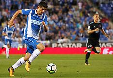 RCD Espanyol v Celta - 18 Sept 2017