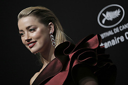 May 18, 2019 - Cannes, France - Amber Heard. A part from the 72th Film Festival of Cannes. Â« Love » party Chopard in Cannes. Pictures: Laurent Guerin / EliotPress Set ID: 600872....239424 2000-01-01  Cannes France. (Credit Image: © Laurent Guerin/Starface via ZUMA Press)