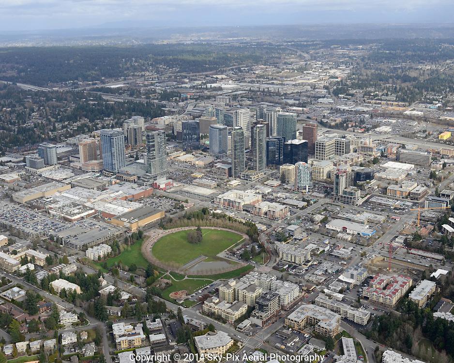 Downtown Bellevue territorial; 98004